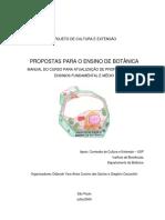 Apostila_Propostas Para o Ensino de Botanica-Manual Do Curso de Atualizacao de Professores_Santos & Ceccantini (2004)