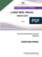 DSK Dunia Seni Visual Thn 1