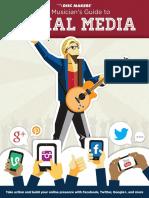Musicians Guide to Social Media