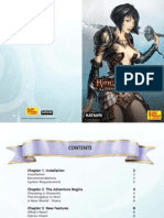 Manual of Kings Bounty Armored Princess