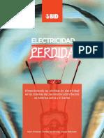 BID, Electricidad Perdida, 2014