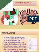 Frecuencia Respiratoria Diapositiva Exponer