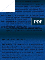 Concept on IPM