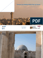 Transp Transport & Mobility Plan for Ammanort & Mobility Plan for Amman Copy