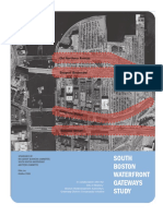 SOUTH BOSTON WATERFRONT GATEWAYS STUDY