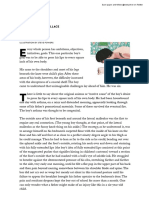 "David Foster Wallace ""Backbone"" - The New Yorker"