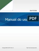 Manual do Usuário - Galaxy Tab A
