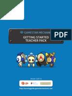 gamestar lesson pack