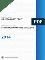 Guidance Note 3 - Development Framework Agreements