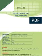 Ece126 Slide Notes