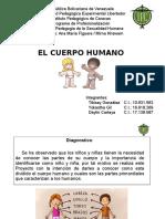 Planificacion Cuerpo Humano