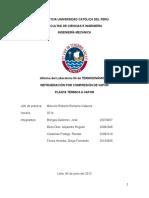 Informe Lab04. Termo II