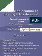 Evaluación económica de proyectos de salud.ppt