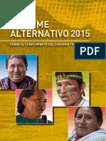 Informe Alternativo 2015 sobre el cumplimiento del Convenio 169