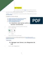 Manual de Microsoft Project 2013