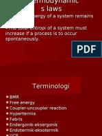 metabolisme suhu