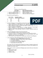 Gross Estate Tax Quizzer 1103a