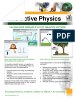 Interative Physics Demo Tool Kit