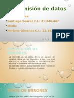 Presentación2 Santiago Transmision de Datos Expo