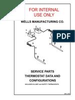 Wells Thermostat ID