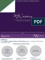 AdWize Profile