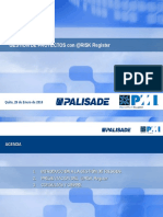 Gestion Riesgos Con Palisade @Risk Register