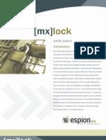MXLock Whitepaper