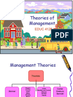 Methods TheoriesofManagement