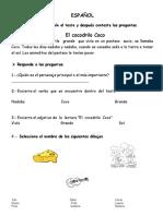 Examen Bloque 2 2o Miriam
