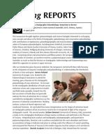 egu 2015 symposim report on palaeontology newsletter no  90