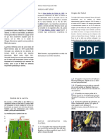 Triptico Generalidades Del Futbol