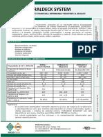 Duraldeck System FT