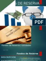 Fondos de Reserva