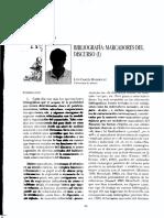 Bibliografia de Marcadores Discursivos