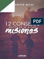 Doce Consejos antes de ir a las misiones