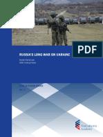 Russia's Long War on Ukraine