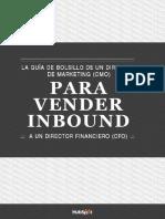 Guia Para Vender Inbound Al CFO