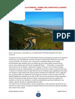 Ruta Circular El Valle Perdido - Rambla Del Puerto de La Cadena
