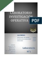 problemas investigacion operativa