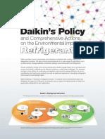 Daikin's Policy