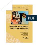 Wood-based Entrepreneurs Toolkit