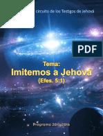 Asam Cir Imitemos a Jehova