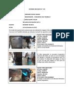 Informe de Los Vibroapisonadores Dados de Baja.