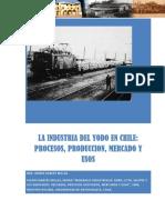 La Industria Del YODO en Tarapaca