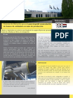 Filtración y Ventilación General de Humos de Soldadura en Nave de Producción