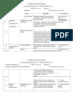 Dosificacion 1 Bim IV