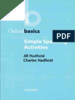 Simple Speaking Activities