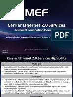 MEF CE 2.0 Document