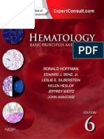 Hematology - Basic Principles