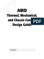 AMD Thermal - Mechanical & Chassis Cooling Design Guide
